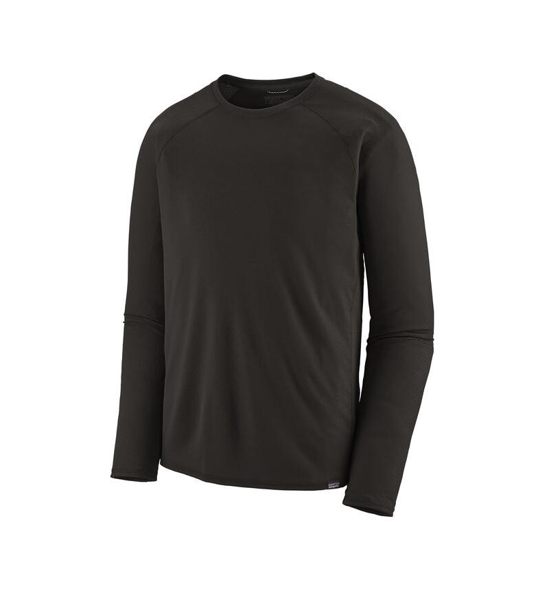 Comprar Patagonia Camiseta M's Cap MW Crew negro -176g-