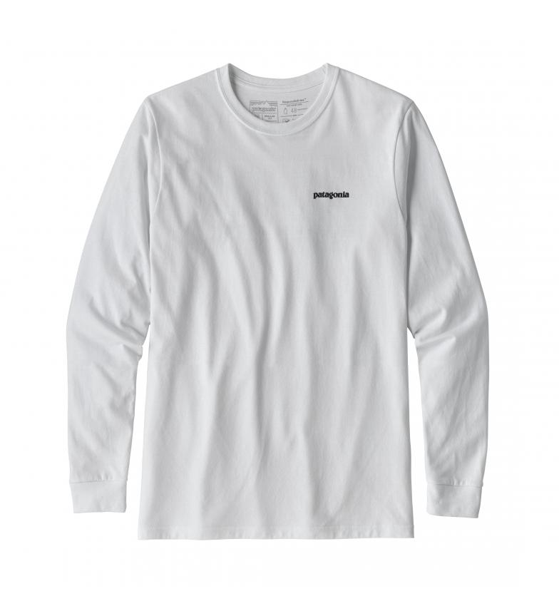 Comprar Patagonia M's P-6 T-shirt Responsibili logo branco