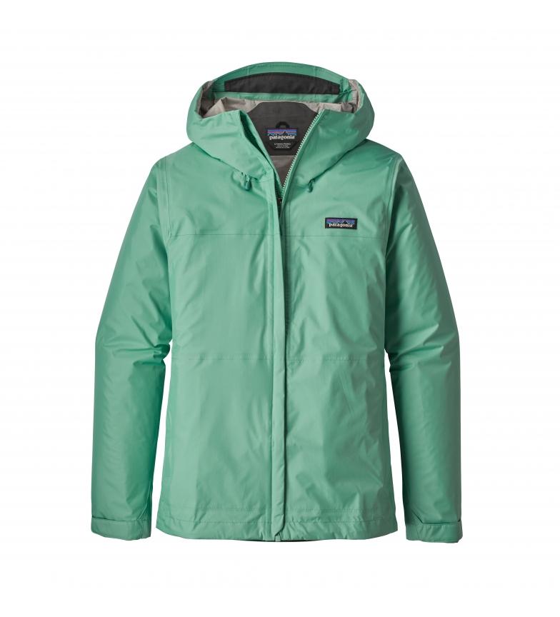 Comprar Patagonia Chaqueta impermeable Torrentshell verde / 301g / H2No