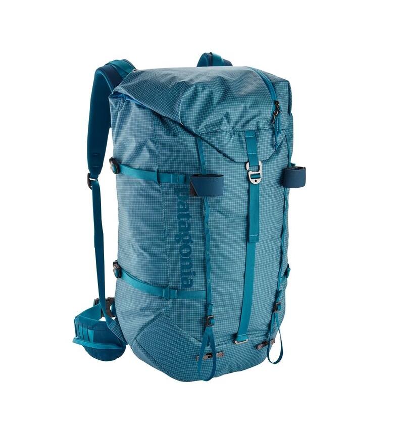 Comprar Patagonia Zaino Ascensionist S / M blu / 40L / 920g / 30.5x57x18 cm