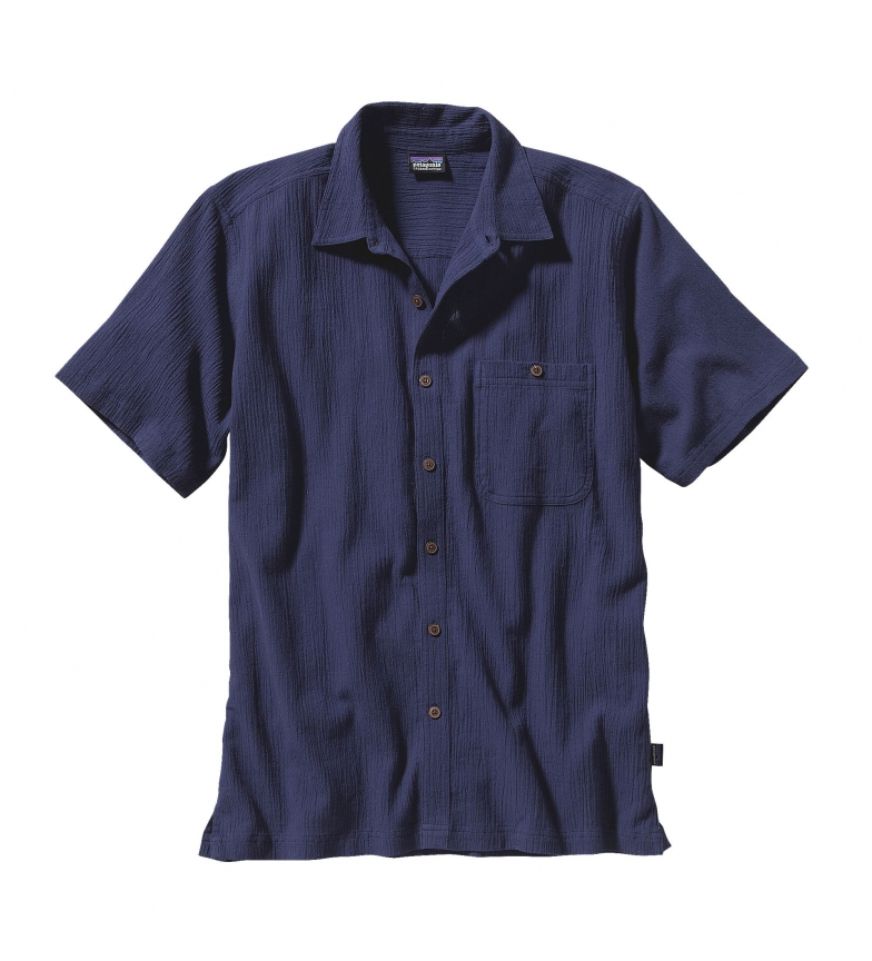 Comprar Patagonia Camicia Marine A/C