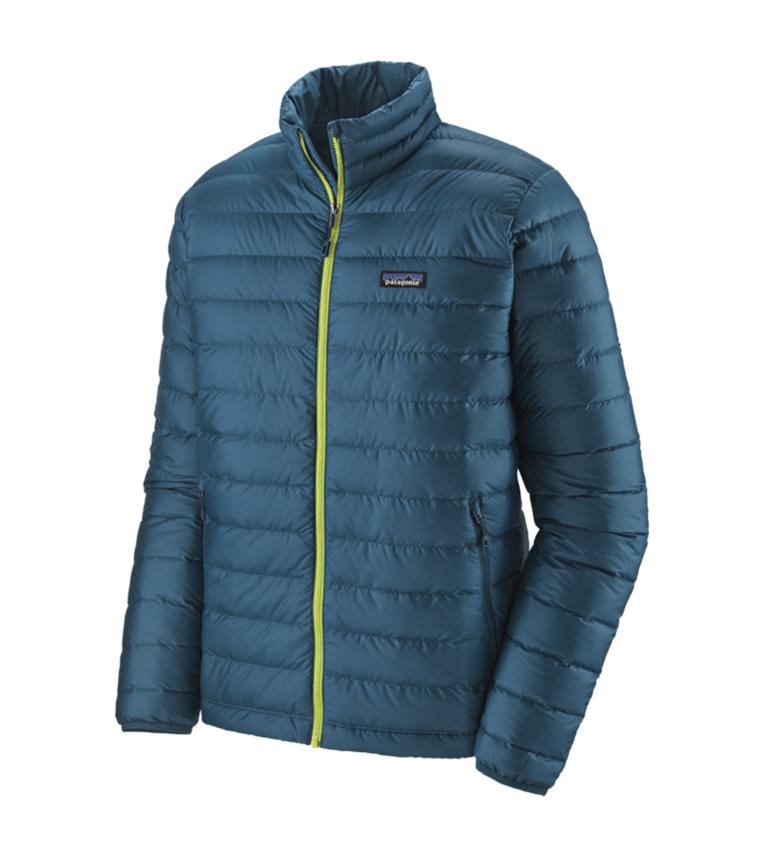 Comprar Patagonia Feather jacket blue
