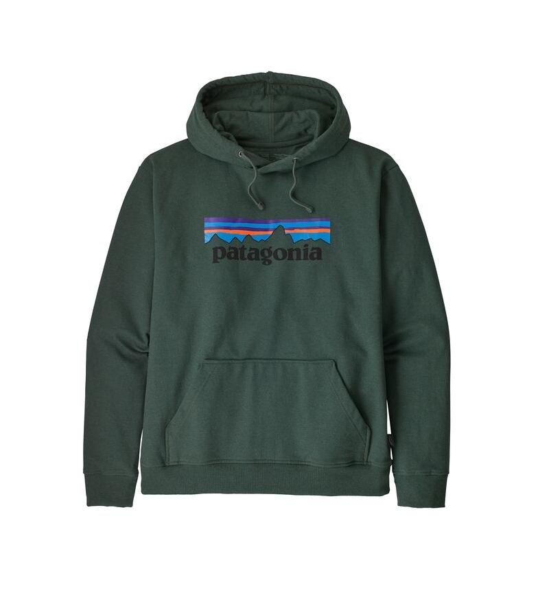 Comprar Patagonia M's P-6 Sweatshirt Verde Logotipo Uprisal