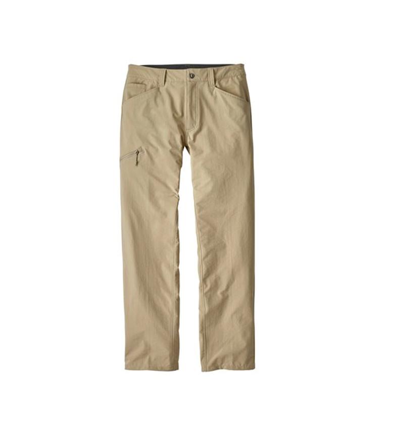 Patagonia Regular Trousers Men's Quandary beige