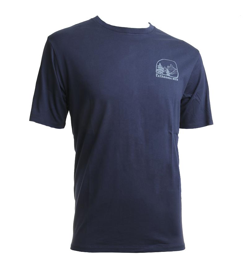 Comprar Patagonia Camiseta Roam the Dirt marino