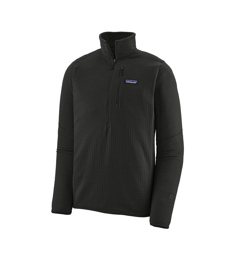 Comprar Patagonia Pullover M's R1 P/O negro