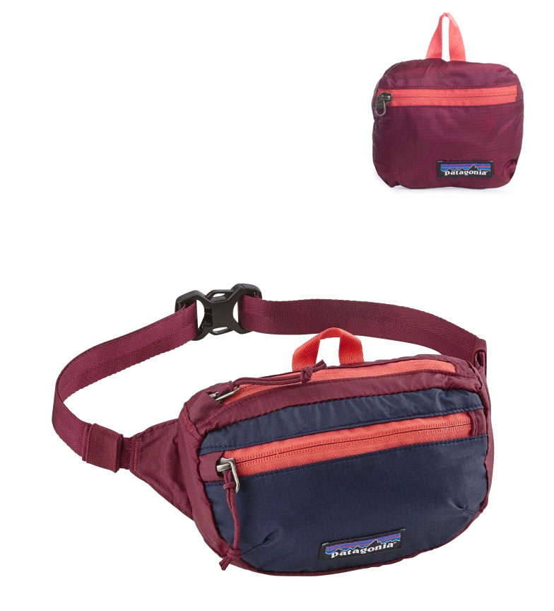 Comprar Patagonia Bum bag LW Travel marine, granato / 1L / 99g / 36x24x45cm