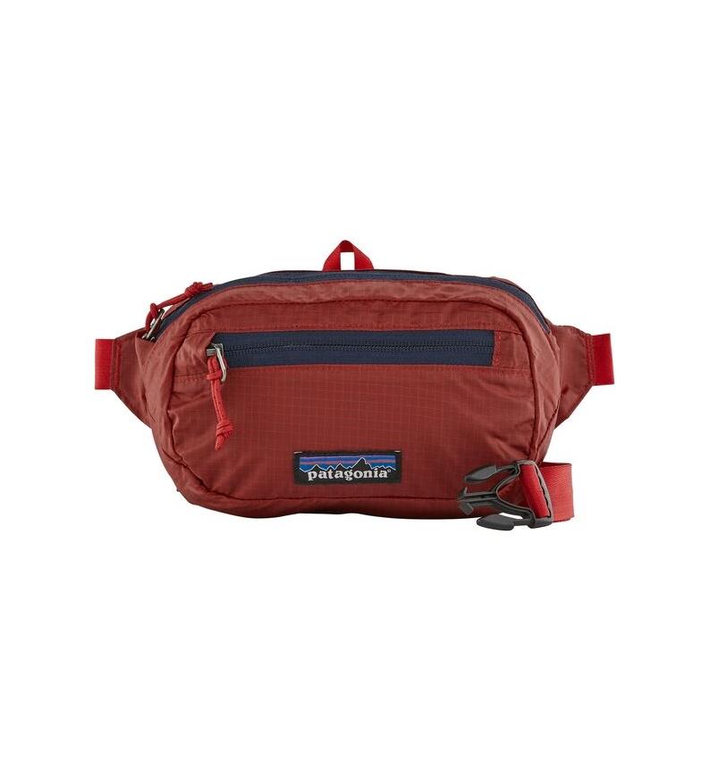 Comprar Patagonia Marsupio Ultralight Black Hole Mini Hip Pack rosso / 12x20.3x5cm /  1L