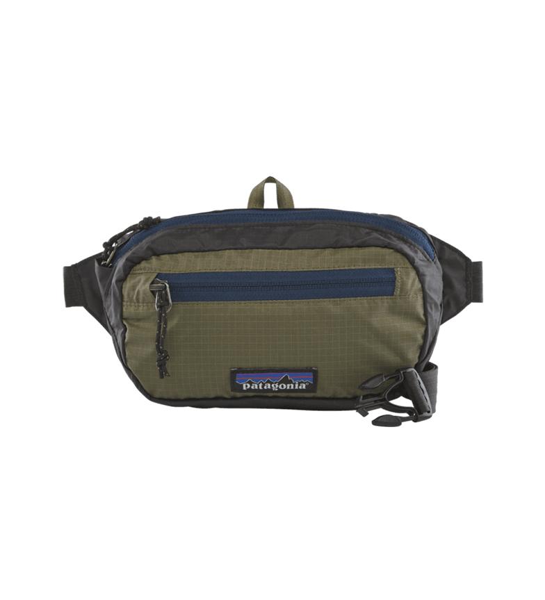 Comprar Patagonia Ultralight Black Hole Mini Bum bag 1L green -12x20,5x5cm