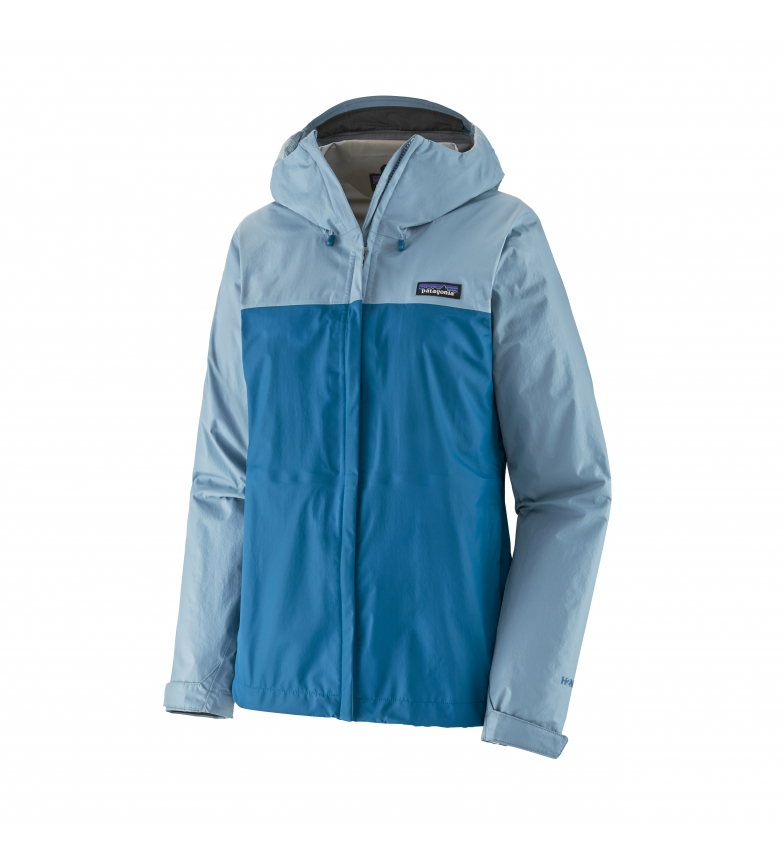 Comprar Patagonia Casaco Torrentshell feminino 3L azul
