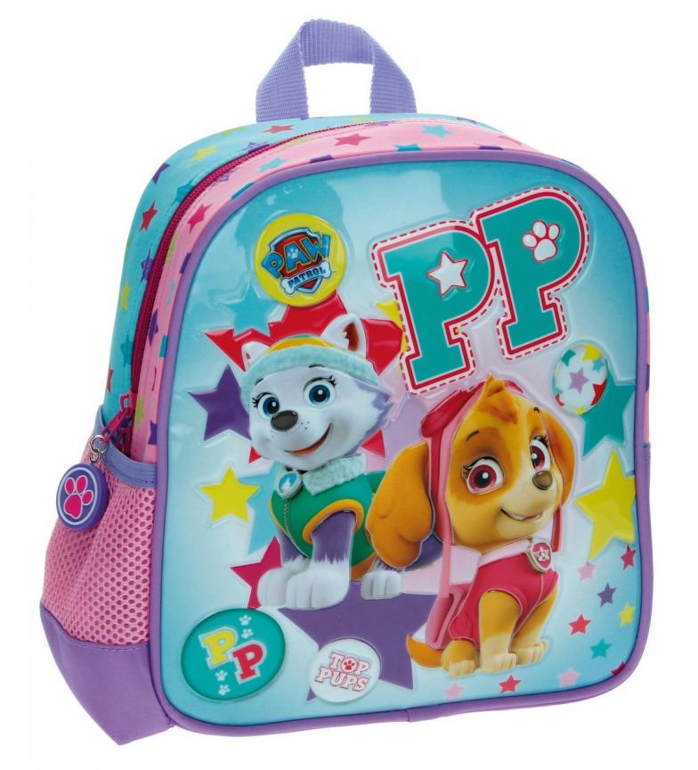 Comprar Patrulla Canina Sac à dos école maternelle Patrol Girl Blue Dog Pup