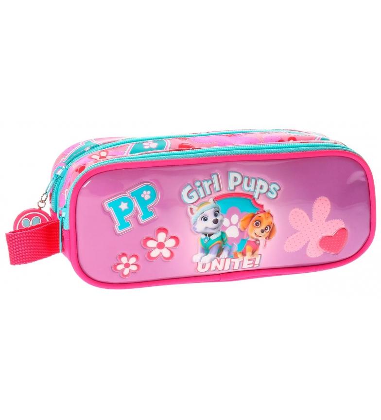 Comprar Patrulla Canina Compartiment de vanité double patrouille canine Pups rose filles
