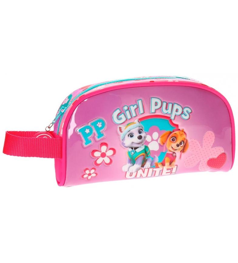 Comprar Patrulla Canina Neceser patrulha canina filhotes meninas rosa