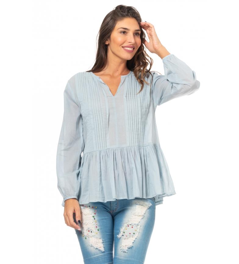 Comprar Peace and Love Lisa blouse blue