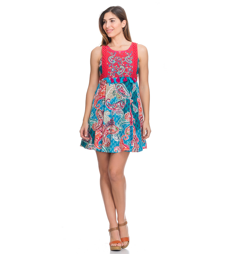 Peace and Love Vestido Milos