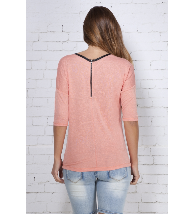 Peace Love Elsa Camiseta And Coral Yf6gyv7b