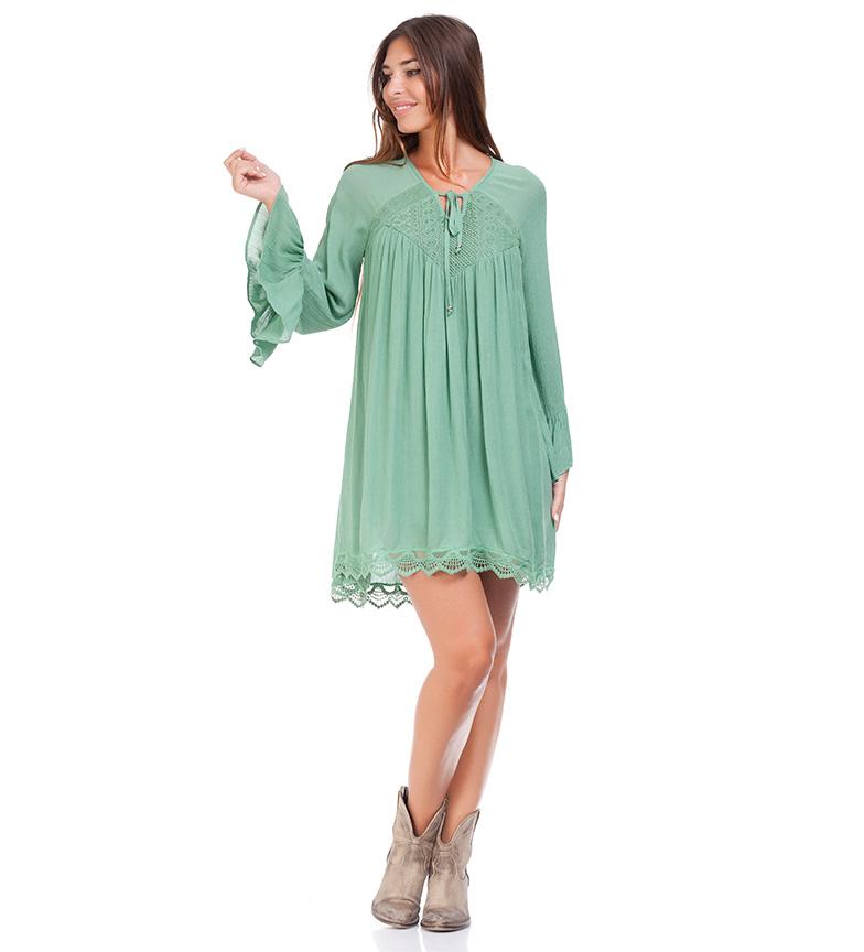 Love Vestido And Peace Verde Tiara 0kwOZ8nPXN