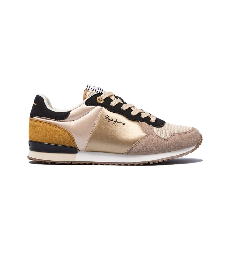 Pepe Jeans Sneakers Archie Light gold
