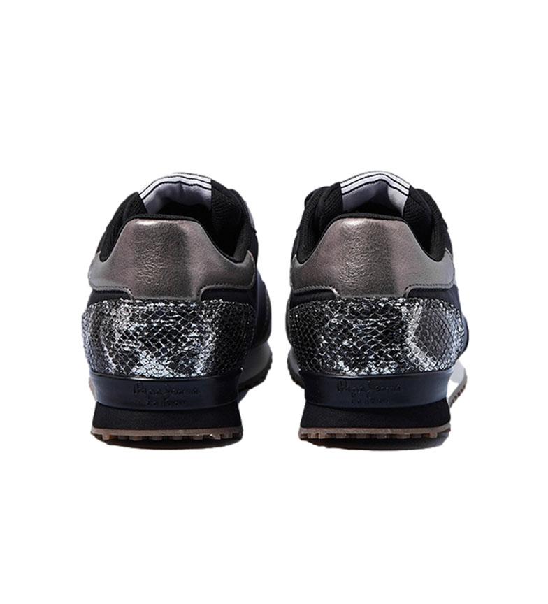 Pepe Jeans Sneakers Archie Top noir