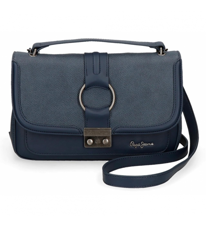 Comprar Pepe Jeans Bandolera Daphne azul -28x16.5x13cm-