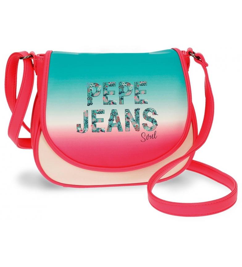 Comprar Pepe Jeans Borsa a tracolla con patta Pepe Jeans Nicole Rose