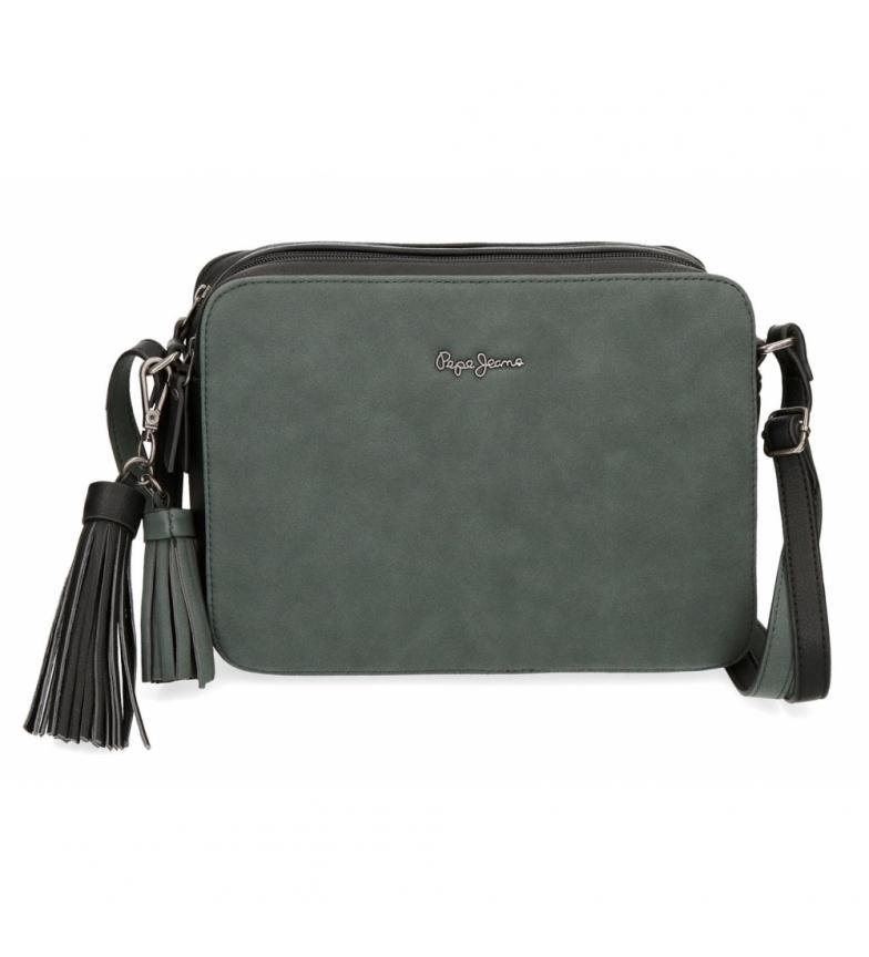 Comprar Pepe Jeans Duane black shoulder bag -25x18x6.5cm