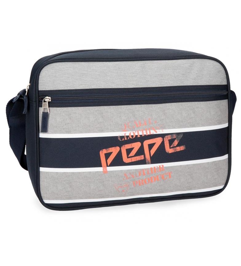 Comprar Pepe Jeans Pepe Jeans Pierre shoulder bag 13.3 inches -28x38x12cm-