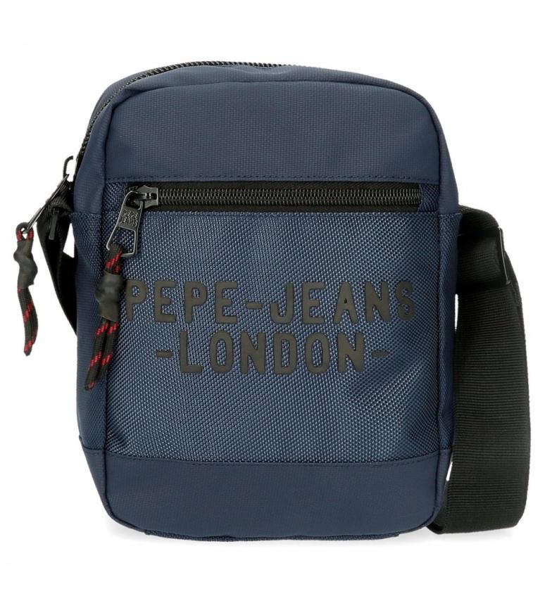 Comprar Pepe Jeans Pepe Jeans Bromley saco de ombro Small azul -16x21x7x7cm