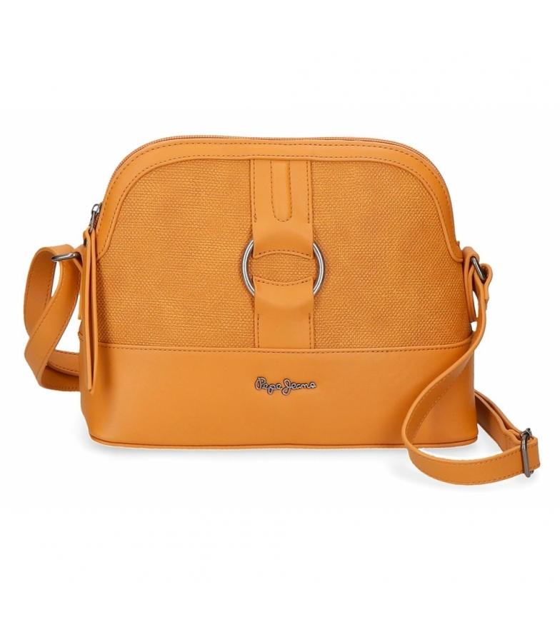 Comprar Pepe Jeans Daphne ochre shoulder strap -26x20x10cm