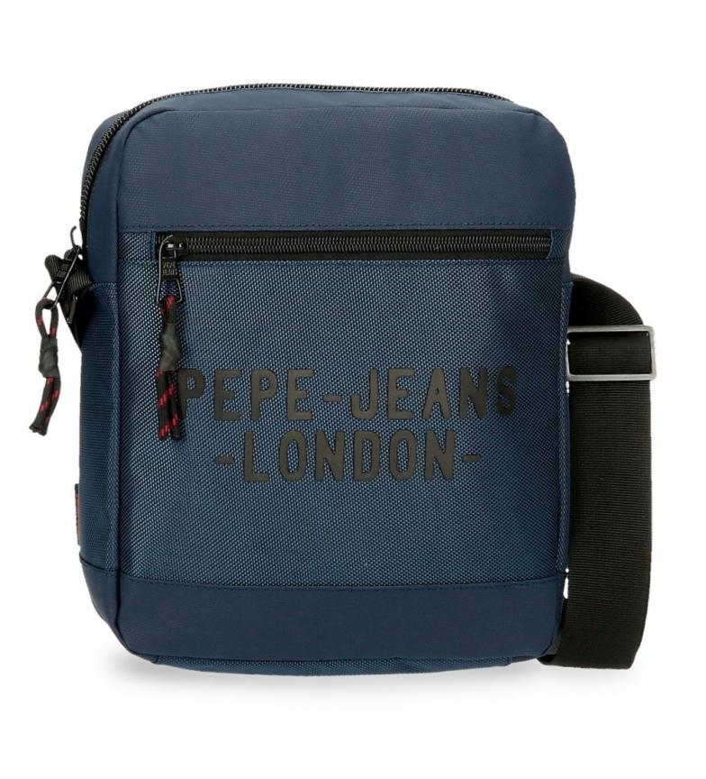 Comprar Pepe Jeans Bandolera Jean Pepe Pepe Portatablet Bleu Bromley -23x27x6cm