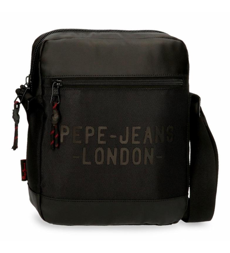 Comprar Pepe Jeans Bandolera Portatablet Pepe Jeans Bromley black -23x27x6cm