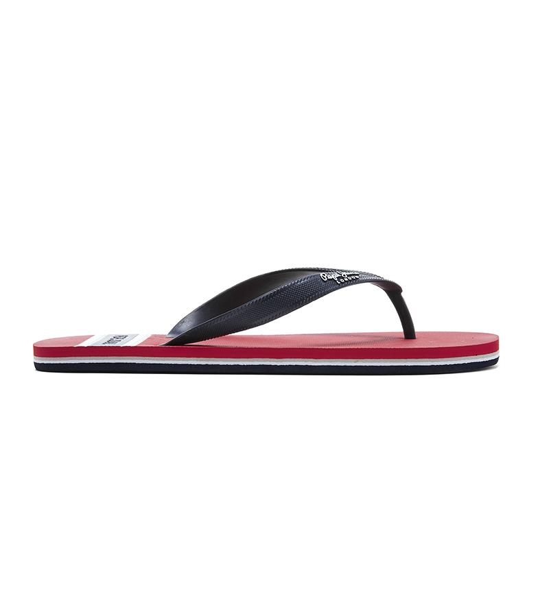 Comprar Pepe Jeans Flip Flops Bay Beach Man red