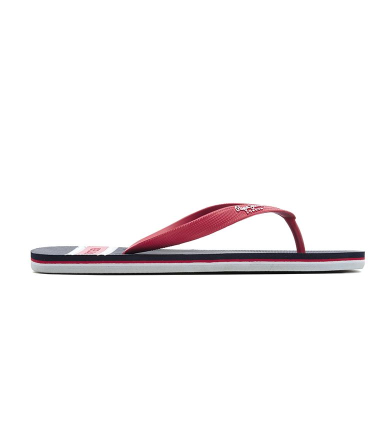 Comprar Pepe Jeans Flip Flops Bay Beach Marinha do Homem