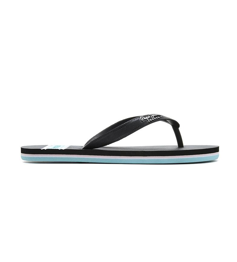 Comprar Pepe Jeans Flip Flops Bay Beach Mulher negra