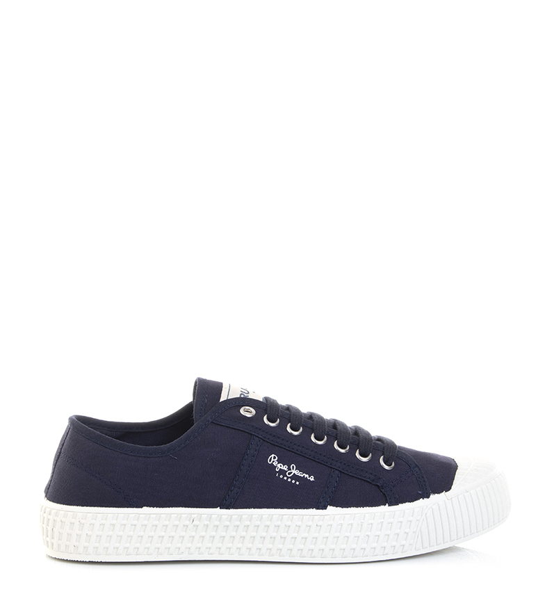 Comprar Pepe Jeans Scarpe da uomo blu navy Belife