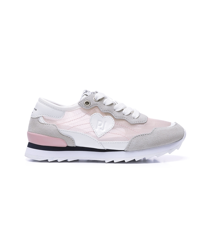 Comprar Pepe Jeans Chaussures roses en maille Belle Mesh