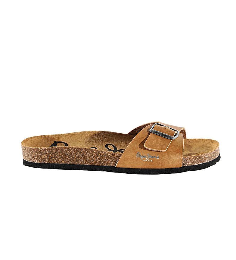 Comprar Pepe Jeans Sandals Bio Basic MFR brown