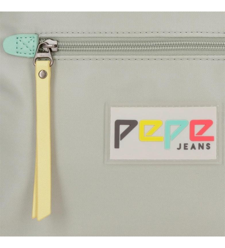 Noir 50x25x17cm Mind Sac Jeans Tube Beige De Voyage Pepe Casuel Bq8wIv0w