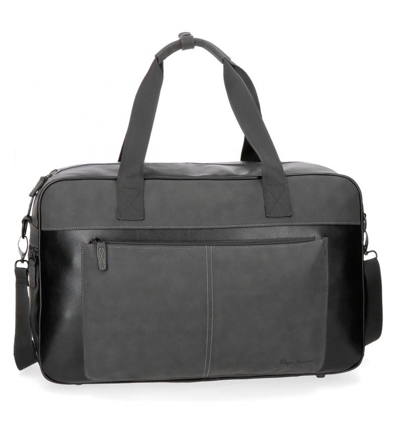 Comprar Pepe Jeans Pepe Jeans Cranford Noir sac de voyage -50x27x27cm-