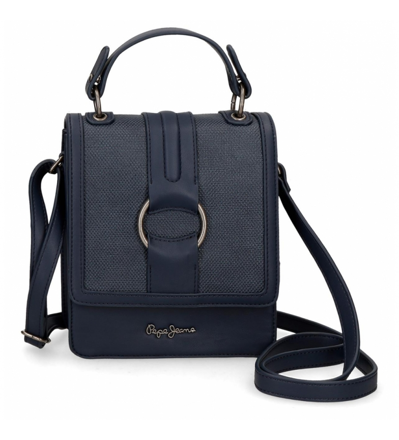 Comprar Pepe Jeans Daphne shoulder bag blue -17x21x8cm