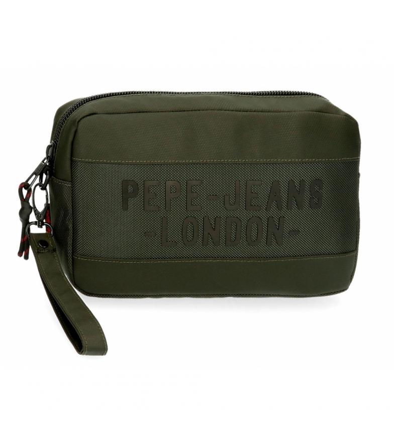 Comprar Pepe Jeans Pepe Jeans Bromley bolsa verde -24.5x15x6cm