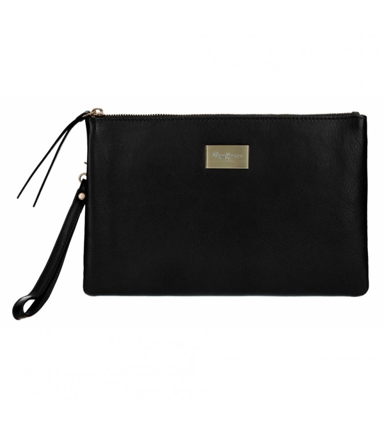 Comprar Pepe Jeans Leather bag Pepe Jeans Lica Black -17x27x2cm-