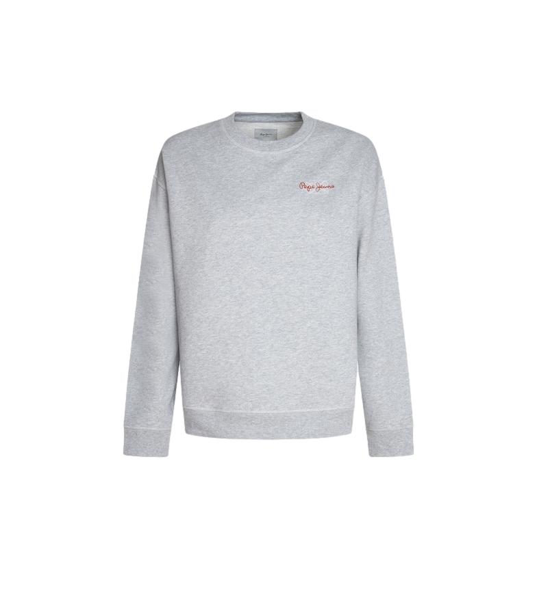 Comprar Pepe Jeans Sweatshirt Bonnie grey
