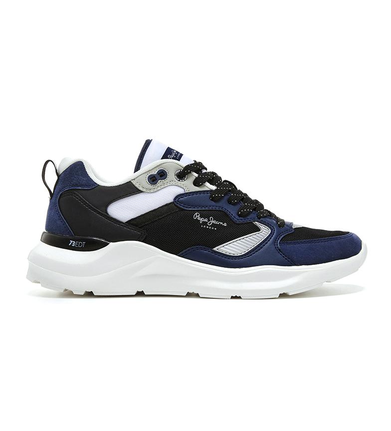 Comprar Pepe Jeans Zapatillas Brooks ETD Marine marino, negro