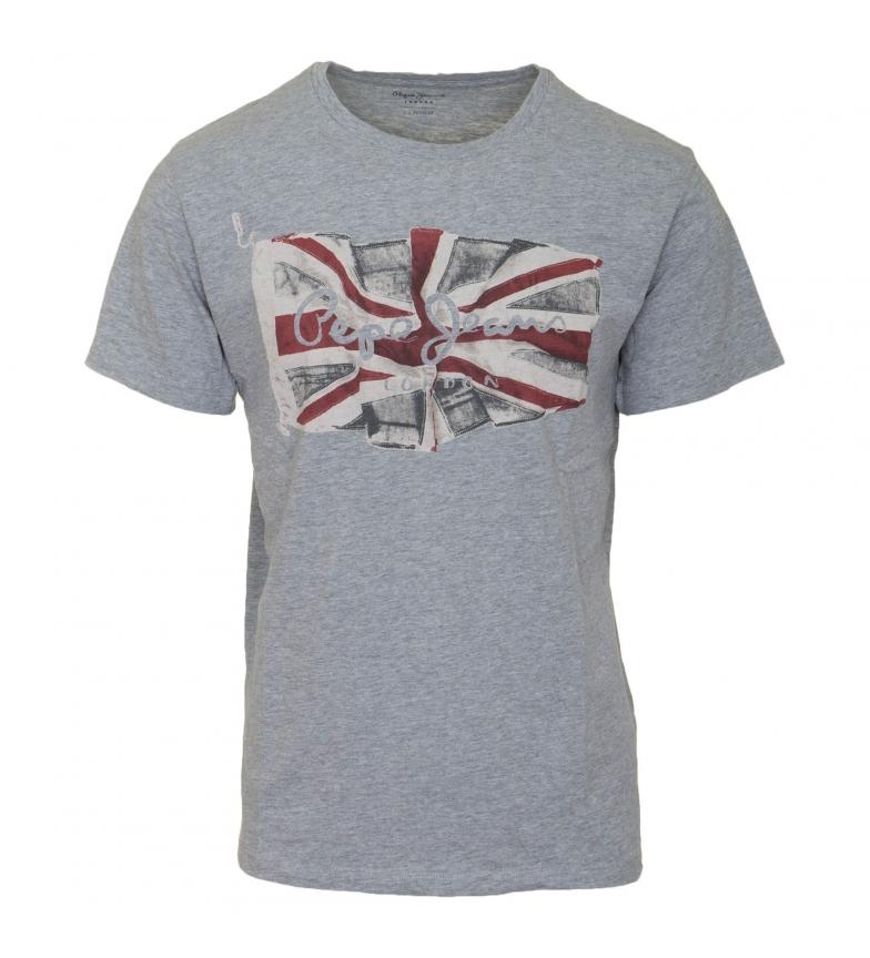 Comprar Pepe Jeans Bandeira T-shirt cinza claro
