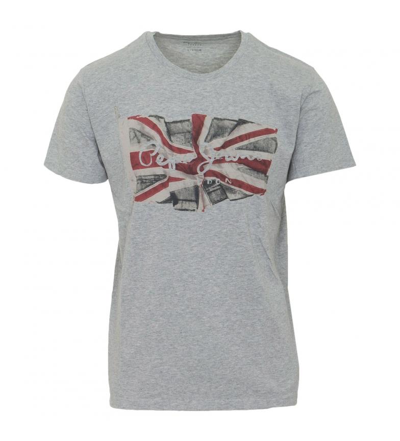 Comprar Pepe Jeans T-shirt drapeau gris