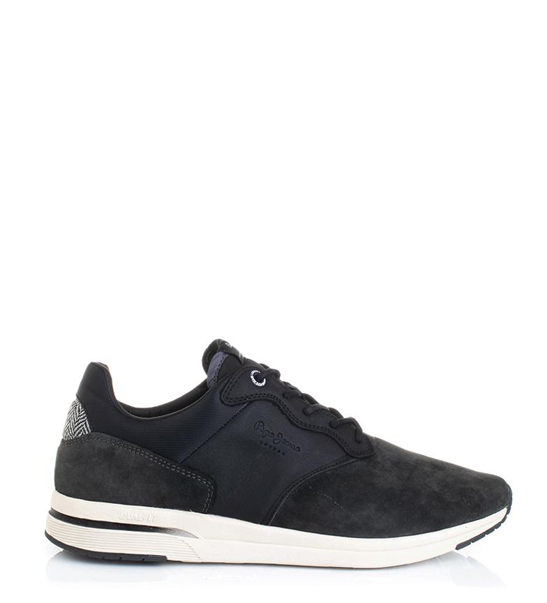 Comprar Pepe Jeans Jayker Lth Mix chaussures gris