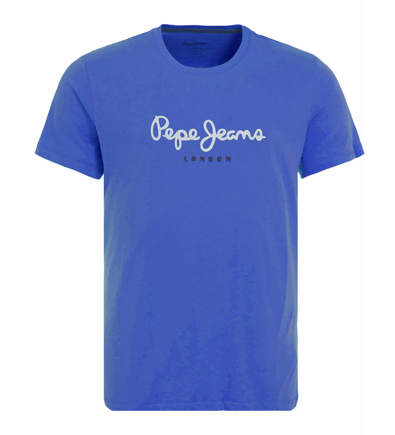 Comprar Pepe Jeans Camisa azul Marduk