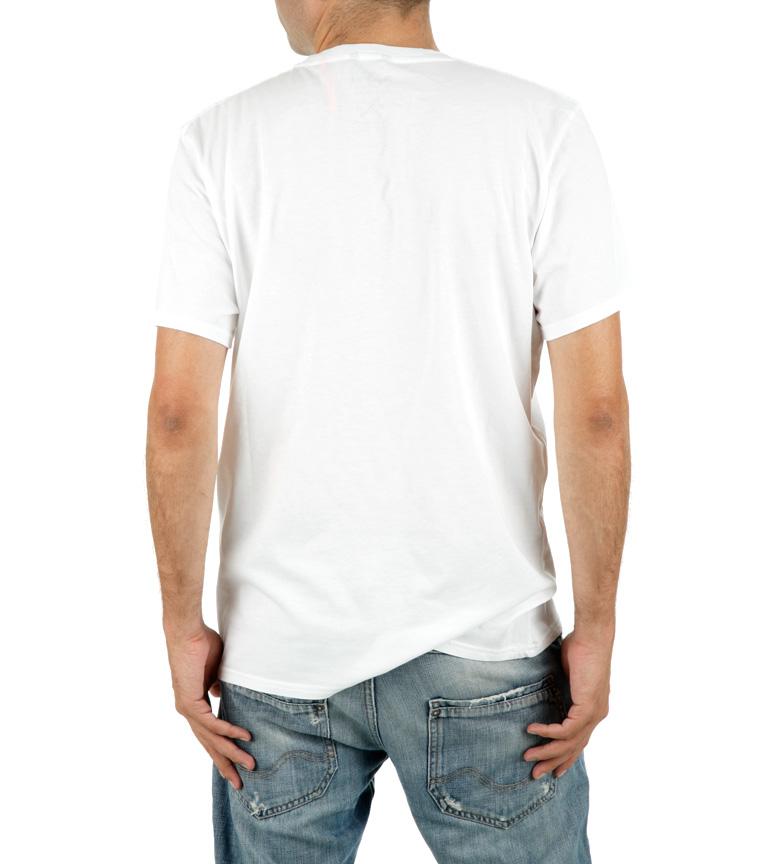 Pepe Jeans Camiseta Evan blanco