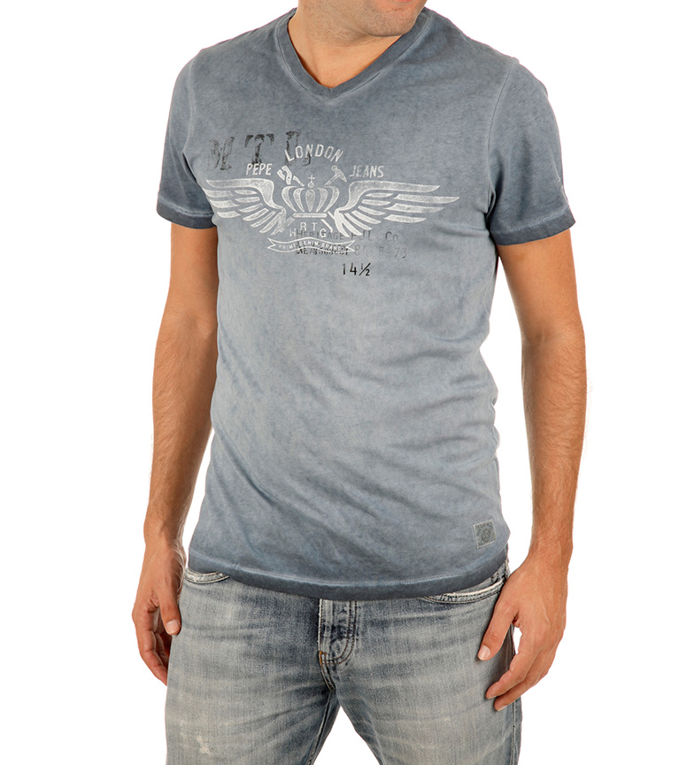 Comprar Pepe Jeans Camisa azul Jakes